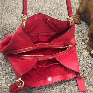 Coach Bags - Beautiful red handbag